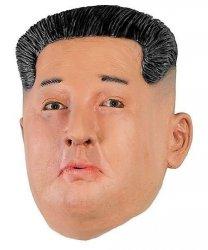 Maska lateksowa - Kim Yong-un