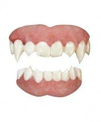 Sztuczne zęby - Wampir