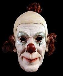 Maska lateksowa - Oldschool Cirk Clown