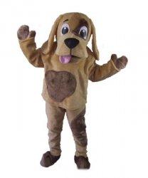 Strój chodzącej maskotki - Pies 32