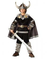 Kostium sceniczny dla dziecka - Król Wikingów