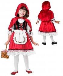 Kostium dla dziecka - Czerwony Kapturek