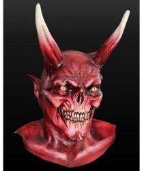 Maska lateksowa - Diabeł Imperator