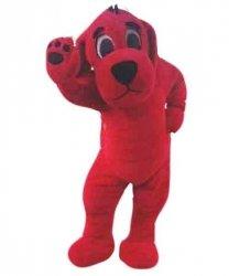 Strój chodzącej maskotki - Pies