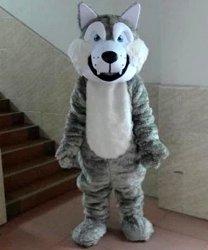 Chodząca maskotka - Wilk Szary