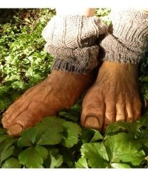 Sztuczne stopy - Hobbit