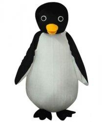 Strój chodzącej maskotki - Pingwin