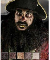 Naturalna wąsy & broda - Pirat