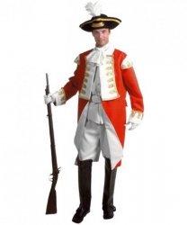 Kostium teatralny - Żołnierz Brytyjski