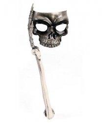 Maska na Halloween - Czaszka
