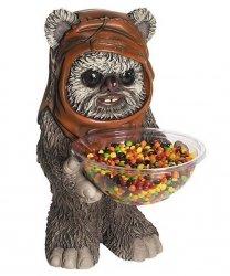 Ozdoba - Stojak na słodycze Star Wars Ewok 50 cm