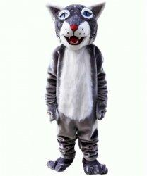Strój chodzącej maskotki - Tygryso Szary