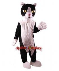 Strój chodzącej maskotki - Kot 6
