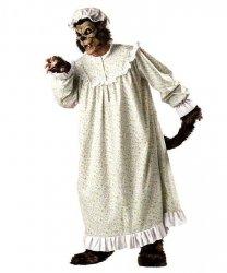 Kostium teatralny - Zły Wilk