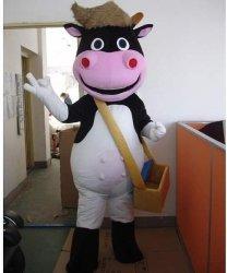 Strój chodzącej maskotki - Krowa 22