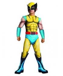 Kostium dla dziecka - Wolverine Comic