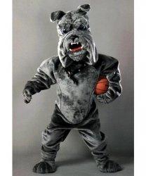 Strój reklamowy - Pies Bull dog