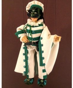 Marionetka wenecka - Brighella (70 cm)