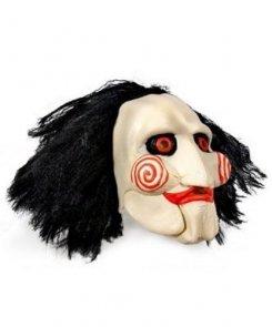 Maska lateksowa - Puppet z filmu Piła