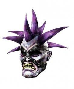 Maska lateksowa - World of Warcraft Umarlak