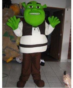 Strój reklamowy - Shrek
