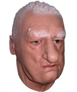 Maska lateksowa - Instruktor