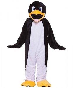 Chodząca maskotka - Pingwin Sopelek