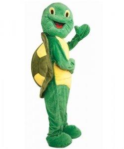 Chodząca maskotka - Żółwik Torpeda