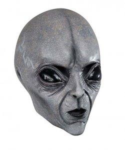 Maska lateksowa dla dziecka - UFO Szarak