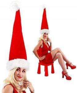 Czapka - XXL Santa