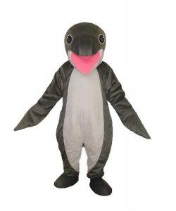 Strój chodzącej maskotki - Pingwin Szary