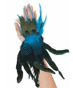 Rękawiczki - Paw