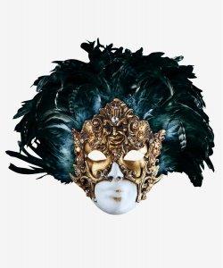 Maska wenecka - Gala Tabby