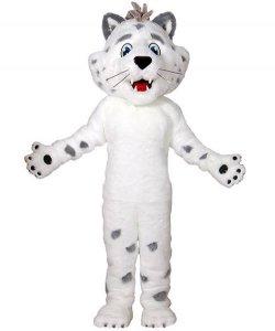 Strój chodzącej maskotki - Tygrys Śnieżny
