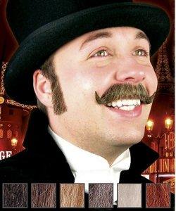 Naturalne wąsy - Gentleman