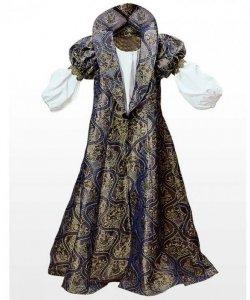 Kostium teatralny - Królowa Elżbieta