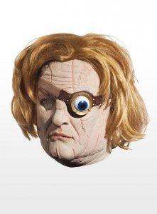 Maska lateksowa - Harry Potter Mad Eye Moody