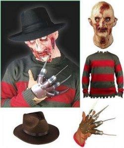 Kostium - Freddy Kruger