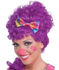 Akcesoria klauna - Różowy nos