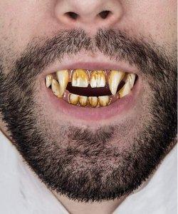 Sztuczne zęby - Mr. Hyde