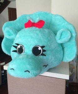 Głowa chodzącej maskotki - Dinozaur 2