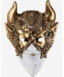 Maska wenecka - Diamond Devil