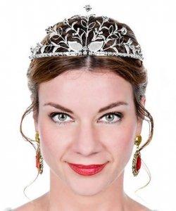 Tiara - Królowa Kwiatów