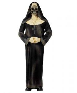 Kostium karnawałowy - Zakonnica Zombie