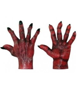 Sztuczne dłonie - Szatan