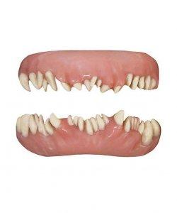 Sztuczne zęby - Horror