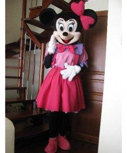 Chodząca maskotka - Myszka Dziewczynka Classic