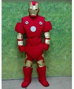 Chodząca maskotka - Iron Man