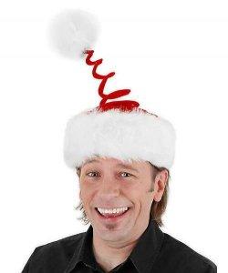 Czapka - Christmas Spiral
