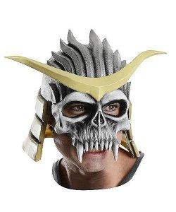 Maska lateksowa - Mortal Kombat Shao Khan